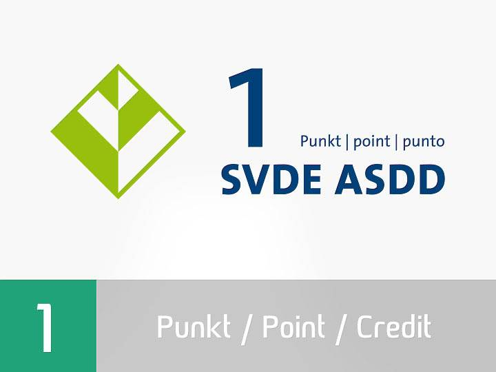 1 point from SVDE