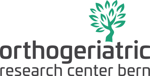 Logo Orthogeriatric Research Center Bern