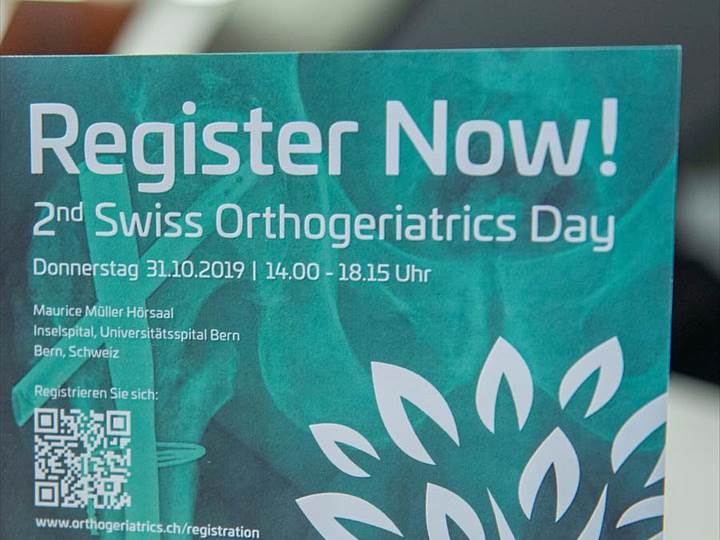 2nd Swiss Ortho­geriatrics Day