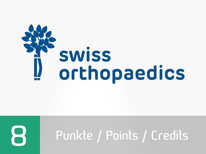 8 points from Swiss Orthopaedics