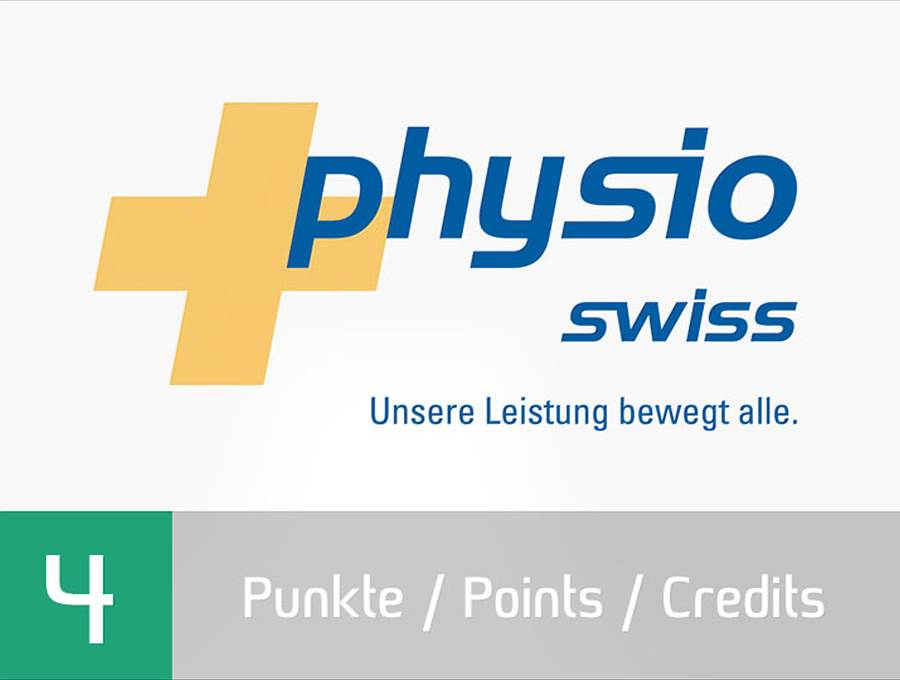 4 points de physioswiss