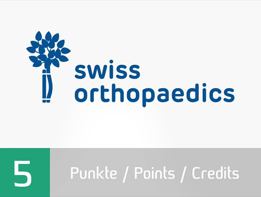 5 points from Swiss Orthopaedics